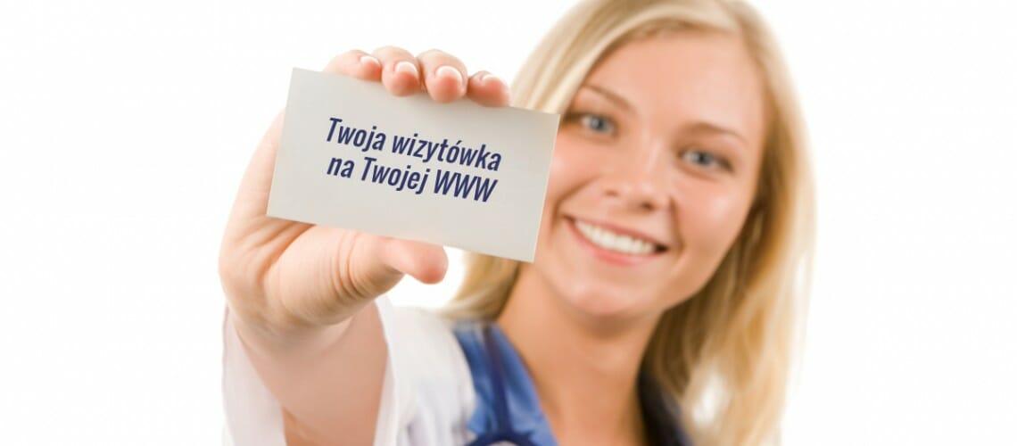 Dlaczego musisz mieć swoją wizytówkę na swojej stronie WWW?