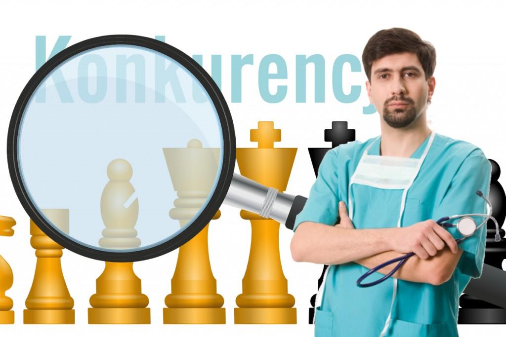 badanie konkurencji medycznej