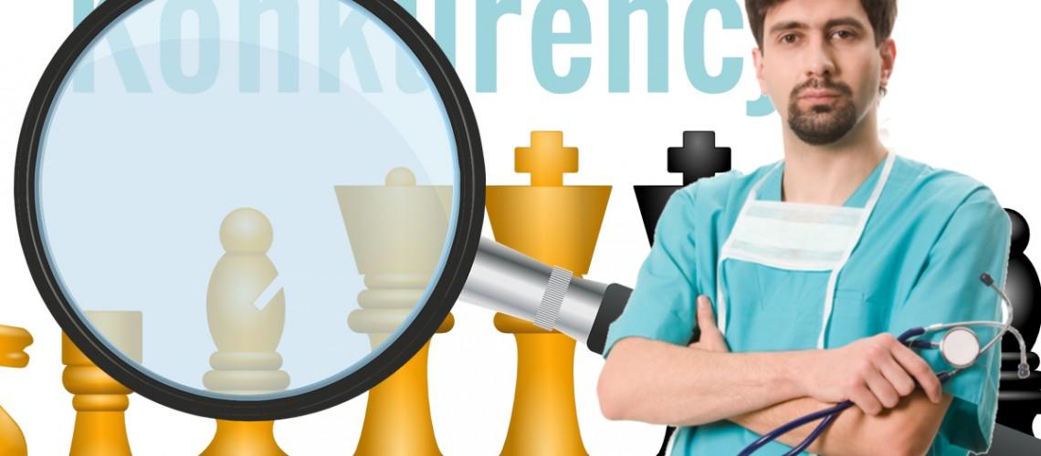 Badanie konkurencji medycznej – jak zrobić to samodzielnie?