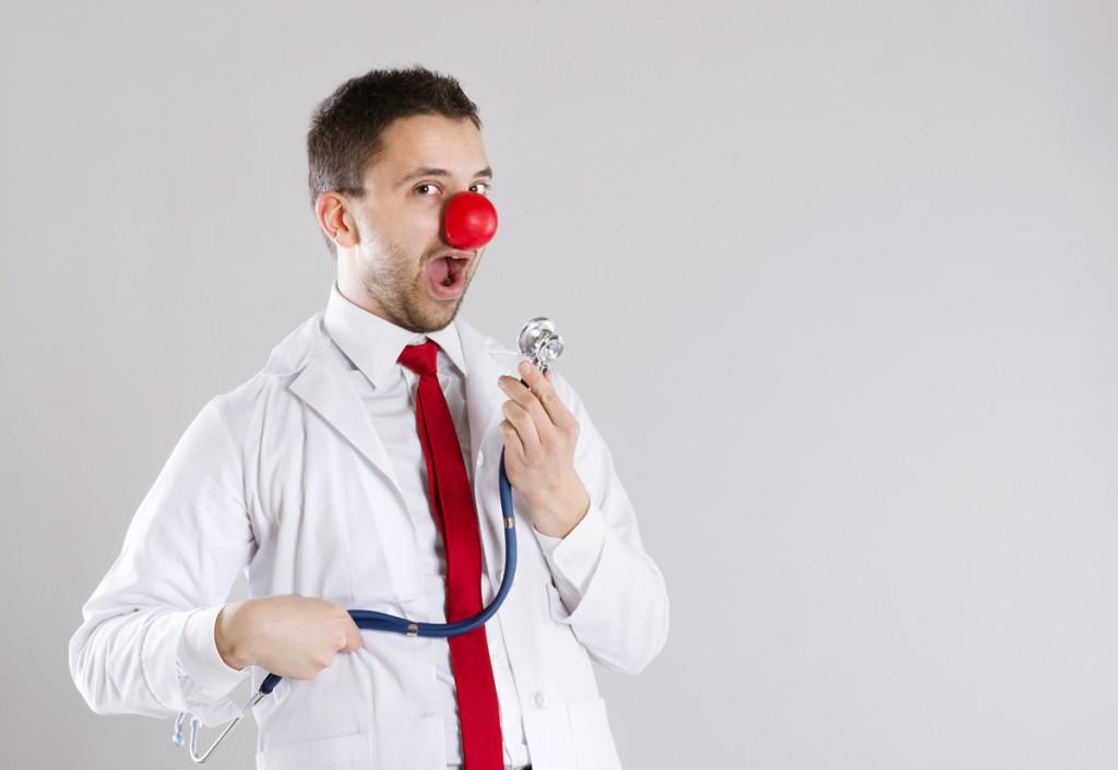 Medycyna na wesoło