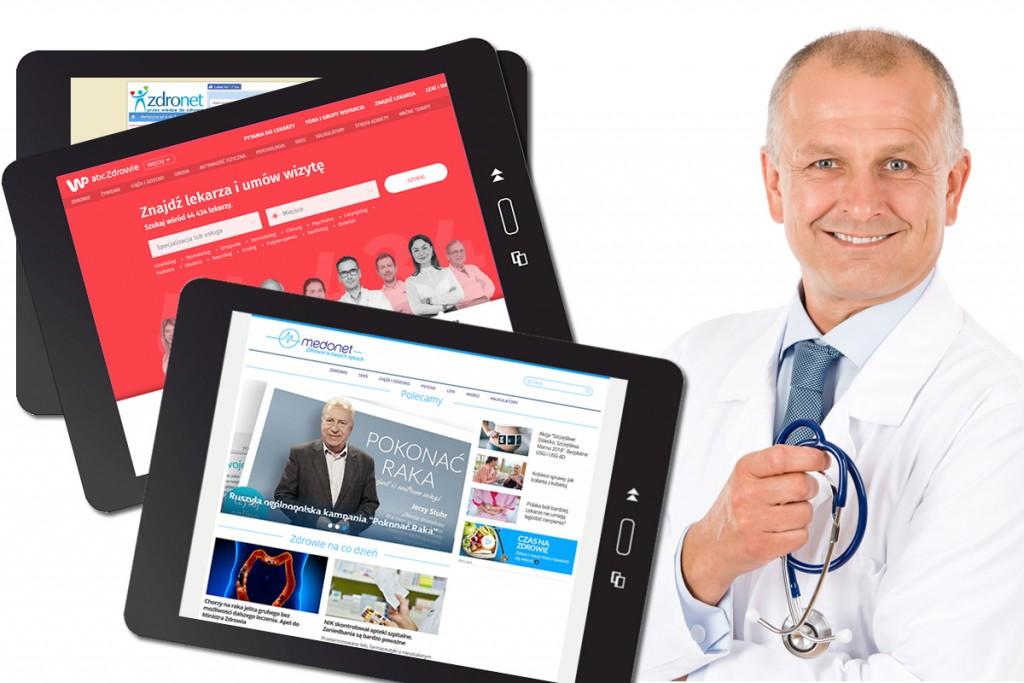 Najlepsze strony medyczne dla pacjentów