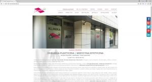 Klinika Chęciński - strona WWW