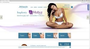 Dr Witwicki - strona WWW