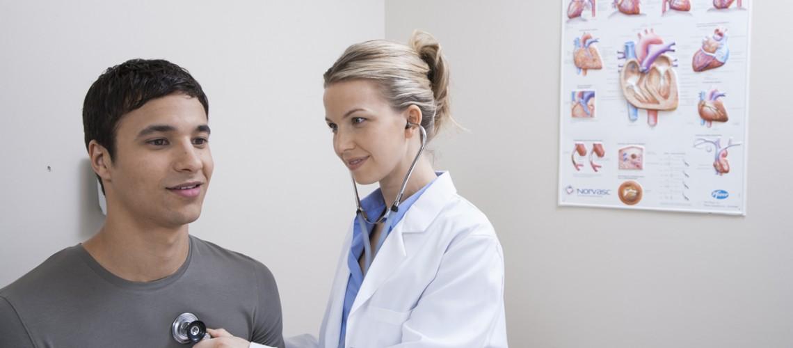 Przychodzi facet do lekarza… czyli jak go zaciągnąć do poradni