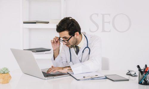 SEO dla strony medycznej – popraw je