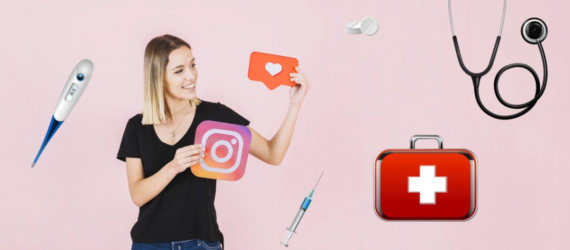 Profil na Instagramie dla firmy medycznej. Czy warto?