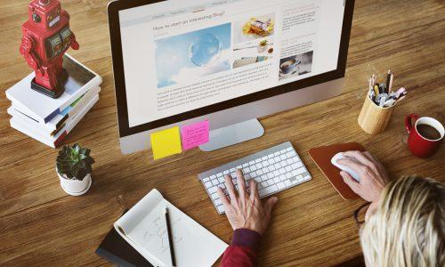 Strona główna witryny – jak jej używać marketingowo