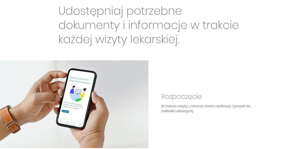 Mobilna książeczka zdrowia pacjenta od Comarch - konsument w czasie pandemii