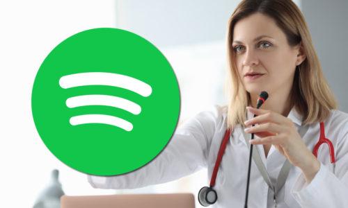 Spotify w medycynie – jak podcasty mogą pomóc marketingowi medycznemu?