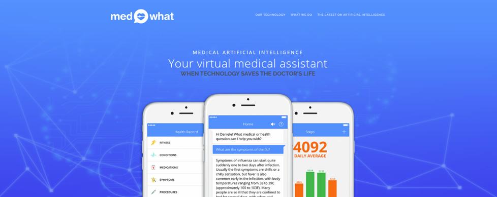 MedWhat - sztuczna inteligencja w służbie medycyny