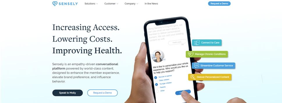 Sinsely - aplikacja medyczna z AI. Konsument w czasie pandemii oczekuje zmian