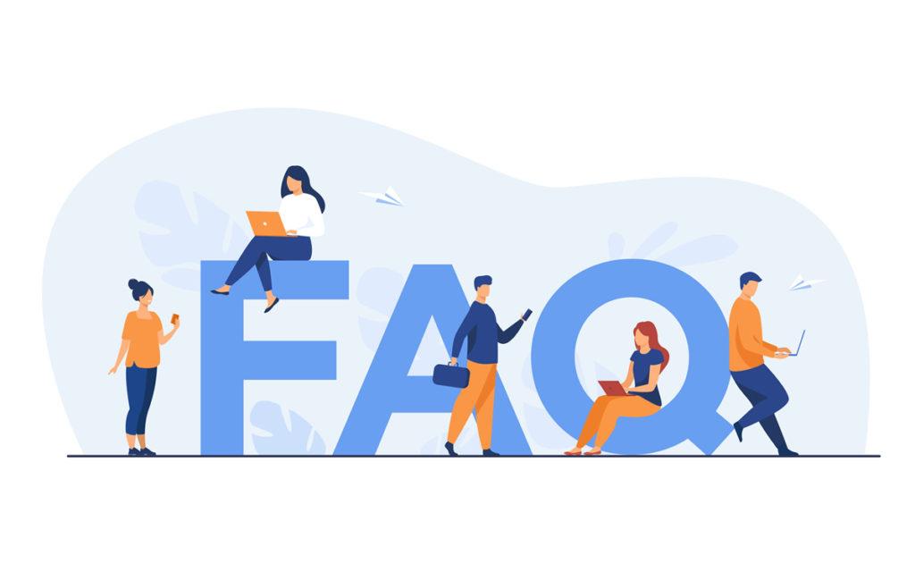 Umieść zakładkę FAQ - to dobry zwyczaj na każdej stronie medycznej